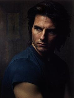 Tom Cruise by Annie Leibovitz for Vanity Fair, 2000