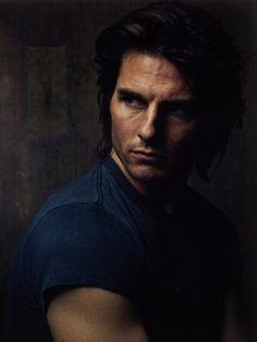 Tom Cruise by Annie Leibovitz for Vanity Fair, 2000