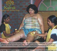 Be in shape with Weight Loss Programs at Kairali, Palakkad. http://www.ayurvedichealingvillage.com/weight-loss-programme.aspx