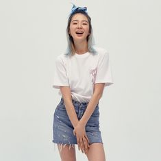 Irene Kim, Scrunchies, Role Models, Hair, Inspiration, Tops, Women, Fashion, Templates