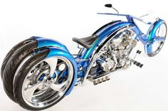 """Daytona Best Of Show Ultra Radical Custom Motorcycle the """"Pipe Dreams"""" Steve Galvin – the man behind this project – is not a """"professional"""" builder, but work at home in his garage in his spare time, typically creating one extreme custom bike per year and doing all fabrication himself."""