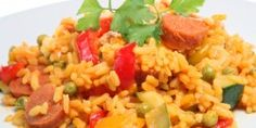 Breville® Halo+ Chicken and Chorizo Paella Healthy Eating Recipes, Cooking Recipes, Traditional Spanish Dishes, Chicken Chorizo, Gluten Free Dinner, Le Chef, Rice Dishes, Meals, Dinners