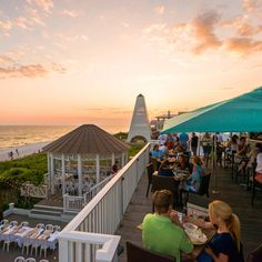 The Best Rooftop Bars on the Coast - Coastal Living