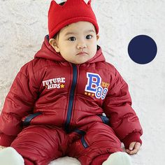 Today's Hot Pick :FUTURE KIDS Padded Romper with Coating http://fashionstylep.com/P0000YSB/laska4u/out High quality Korean baby fashion direct from our design studio in South Korea! We offer competitive pricing and guaranteed quality products. If you have any questions about sizing feel free to contact us any time and we can provide detailed measurements.