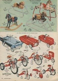 1957 Sears Christmas Catalogue