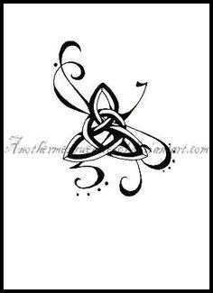 Celtic Inner Strength Symbol Celtic inner s