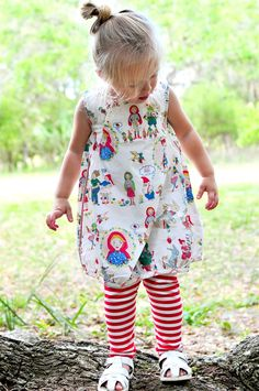 I need to have a baby girl just to fill this outfit. Yeah- its that cute (Oilily)