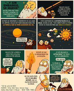 Historia de Galileo