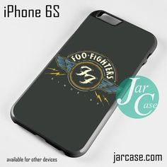 Foo Fighters Since 95 Phone case for iPhone 6/6S/6 Plus/6S plus
