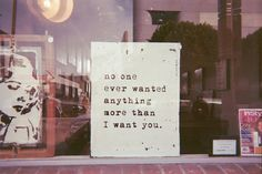 No one ever wanted anything more than I want you.(open up card) to attend our wedding. All Quotes, Quotes To Live By, Motivational Quotes, Breakup Quotes, Quotable Quotes, Love Words, Beautiful Words, Beautiful Things, I Want You