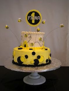 Cake....OMG Janetta, I am telling you this would be the cuteset idea for Shaylynn's Birthday party.