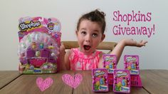 Shopkins videos for kids. Toy Box Magic presents: A Shopkins Season 2 blind box basket opening. Our adorable assistant helps us out in this shopkins video for kids by opening 4 Shopkins   https://youtu.be/_ohyojhr0AA