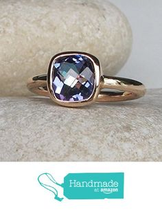 Mystic Topaz Ring- Blue Topaz Ring- Rainbow Ring- Gifts for her- Quartz Ring- Stack Ring- Stacking Ring- Stack Gemstone Ring- Square Ring from Belesas https://www.amazon.com/dp/B01E9I905E/ref=hnd_sw_r_pi_dp_ko0NybYFB41H2 #handmadeatamazon