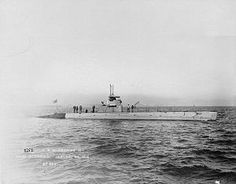 USS H-1 H-class submarines were Holland 602 type: pre WWI.