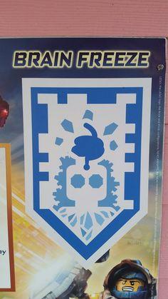Brain Freeze Shield at Legoland Florida