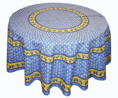 From The Le Cluny French Country Collection, Each Provencal Tablecloth In  This Collection Will Bring A Slice Of Provence France To Your Tabletop At A  Most ...