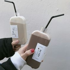 unique and modern drink packaging
