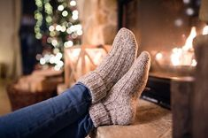 Ravenclaw, Woolen Socks, Diabetic Socks, Christmas Fireplace, Cabin Christmas, Cold Feet, Winter House, Warm And Cozy, Cold Weather