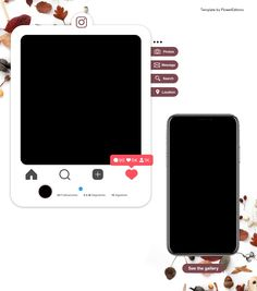 Collage Template, Frame Template, Layout Template, Templates, Overlays Instagram, Overlays Tumblr, Apple Stickers, Cute Stickers, Web Png