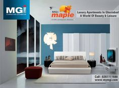 #MGIGroup, offers #luxuryapartments equipped with all the #modern day facilities.  http://goo.gl/ee5VZ7  #MGIMaple #luxurious #residentialproject in #Govindpuram #Ghaziabad