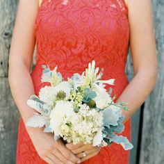 Lace j crew bridesmaid | sodazzling.com | photography : vickigraftonphotography.com