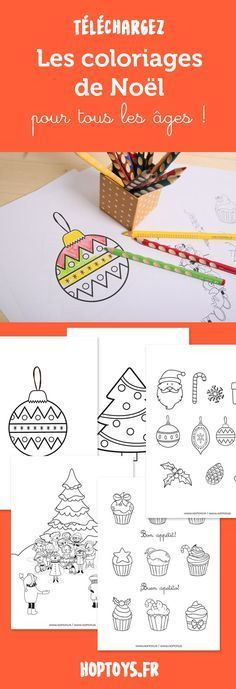 Téléchargez le Pack activité Coloriage de Noël pour tous !Voici un pack complet et ludique sur le thème de Noël pour travailler la motricité fine et la dextérité. Au total 8 fiches dont les contenus variés pourront intéresser les plus petits comme les plus grands.