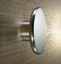 Beslag Design - Knob BUTTON (round)  Design: James Irvine
