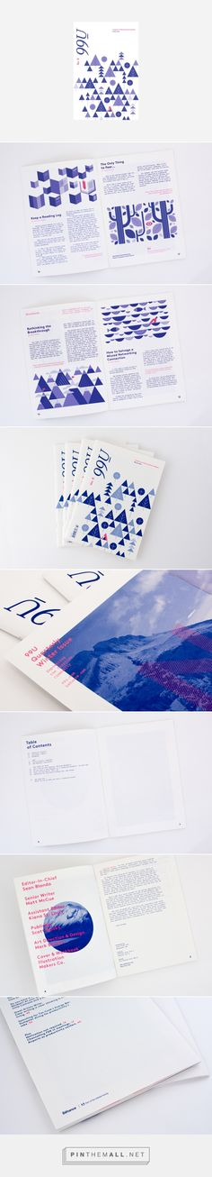 99U Quarterly — Issue 8 on Behance - created via https://pinthemall.net