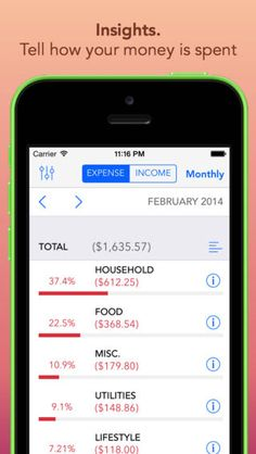 Clara - Personal Money Manager Meiwin Fu 가계부