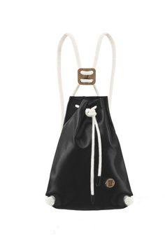 MAXI-IF-Eco-leather-Bag-Black