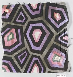 Textile Sample  Wiener Werkstätte .#GISSLER #interiordesign