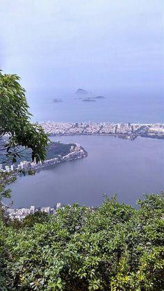 Caminho ao Cristo Redentor - Rio de Janeiro - Brazil