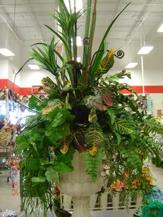 greenery arrangement