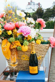 Veuve Clicquot, Studio Choo Flowers