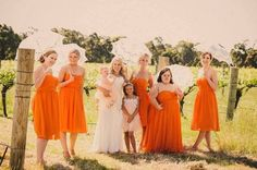 Fashion Sexy Ruched Pleated 2015 New ArrivalOrange Short Mini Bridesmaid Dresses Red Hot Selling Vestidos Longos Para Casamento