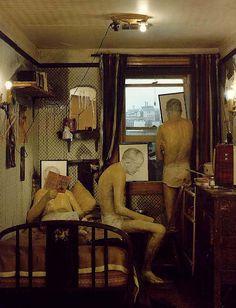 Ed Kienholz - Assemblage Sculpture - Sollie 17 Edward Kienholz, Modern Art, Contemporary Art, The Glass Menagerie, Pop Art, Instalation Art, Art Jokes, Found Object Art, A Level Art