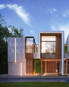 Contemporary Building, Contemporary Architecture, Architecture Design, Contemporary Houses, Contemporary Classic, Modern Exterior, Interior And Exterior, Ultra Modern Homes, Container Shop