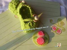 Merceditas crochet