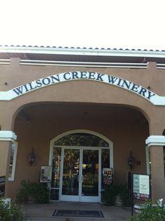 Wilson Creek Winery - Temecula, CA