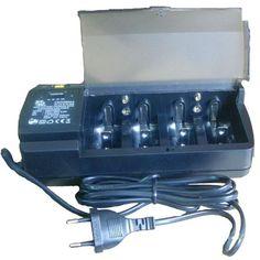 Universal Batterielader  für alle Batteriegrössen AAA, AA, C, D und 9V Block  für Ni-MH und Ni-Cd Ladestrom 1000mA.  Ladezeit ist einstellbar 3, 6, 9 und 24 Stunden.mit eingebauten Batterietester  Schnellladefunktion und Entladefunktion  Artikelcode: DV101  2 Stück oder mehr für 3,25 Euro pro Stück