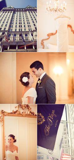 Classic New York Wedding by The Nichols Cute Wedding Dress, Fall Wedding Dresses, Colored Wedding Dresses, Perfect Wedding, Elegant Wedding, New York Wedding, Our Wedding, Dream Wedding, Big Fat Indian Wedding