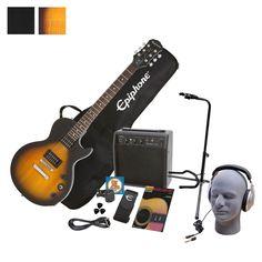 Epiphone Les Paul Special II Electric Guitar Bundle