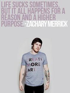 I sometime feel like Zack is under appreciated because he doesn't speak much etc. but he is so great.