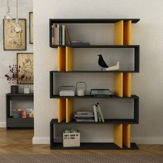 45 Bookshelves Ideas Bookshelves Bookcase Cube Bookcase