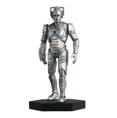 Doctor Who - Cyberman Figurine
