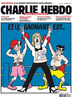 Charlie Hebdo and other attacks in Paris