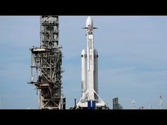 SpaceX's big new rocket blasted off Tuesday on its first test flight, carrying a red sports car aiming for an endless road trip past Mars. The Falcon Heavy rose from the same launch pad used by NASA nearly . Electric Sports Car, Red Sports Car, Cosmos, Spacex Falcon Heavy, Cape Canaveral, Launch Pad, Shocking Facts, Space Travel, Car Ins