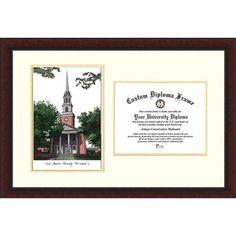 texas christian university inch x 11 inch scholar diploma frame - Diploma Frames Walmart