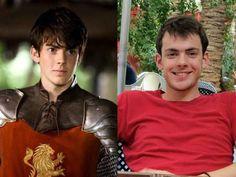 El antes y el después de los actores de Narnia Imagenes de humor