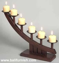 Wooden Candle Stand Factory Company Manufacturer Exporter Indonesia Thailand China India Asian
